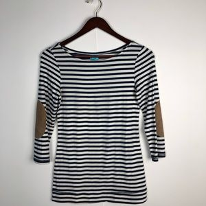 Tops - H.I.P STRIPED LONG SLEEVES TOP